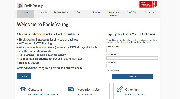 Eadie Young accountants