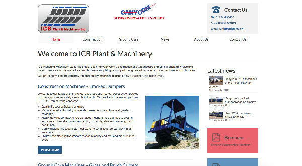 ICB Plant & Machinery